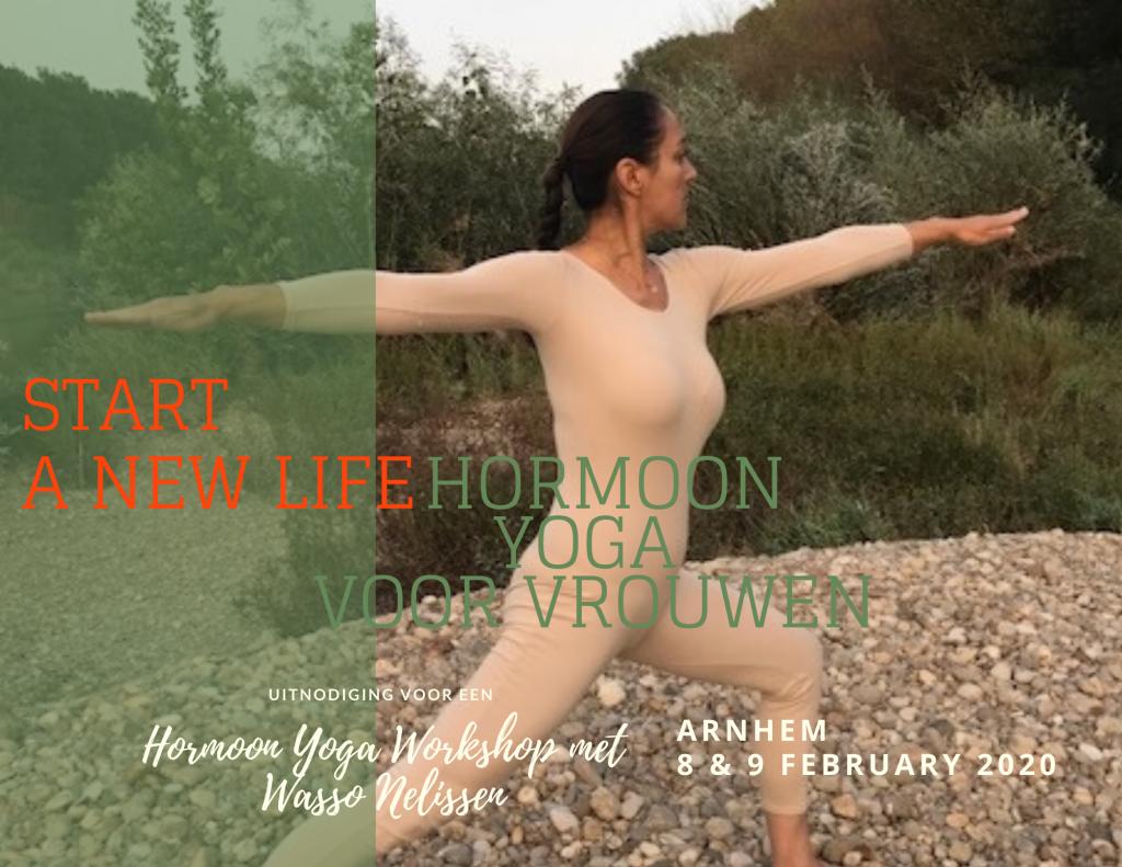 Hormone Yoga for Women