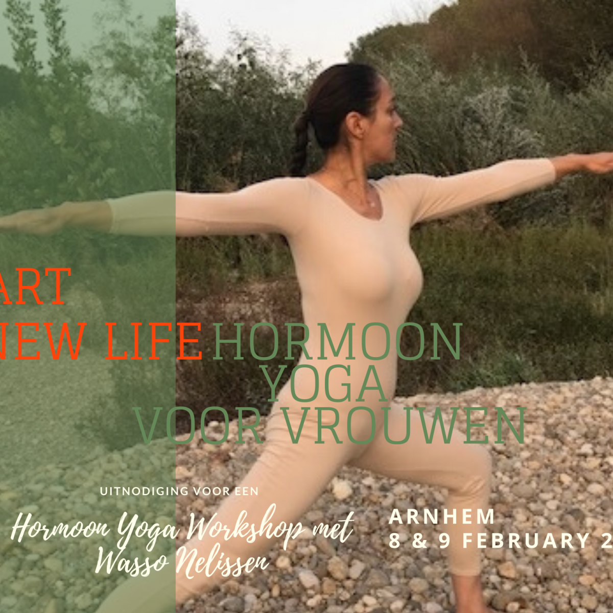 Hormone Yoga for Women ~ New Workshop upcoming